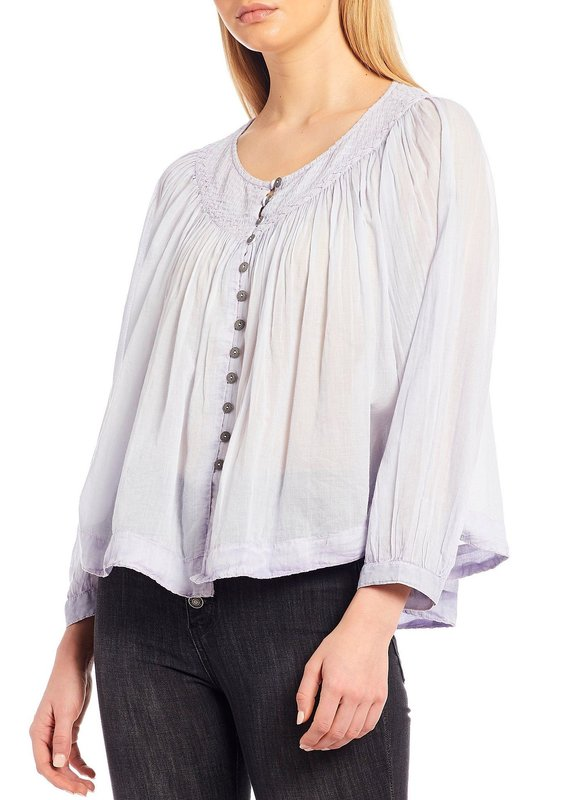 Cool Meadow Blouse