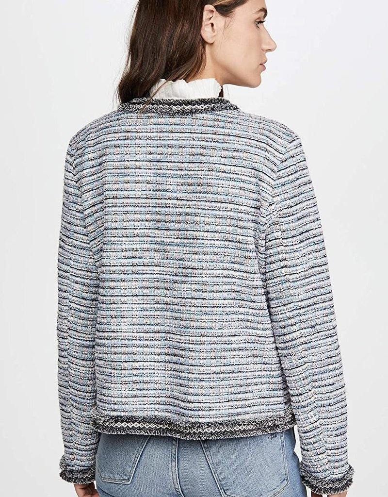 Palisades Tweed Chanel Jkt