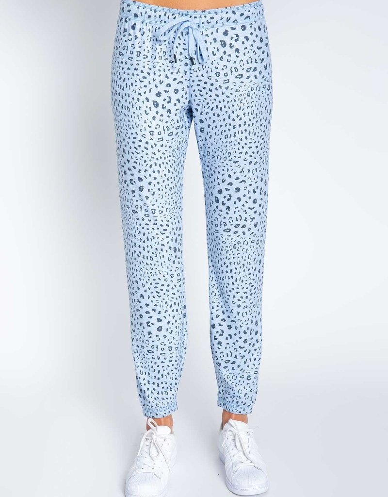 Peachy Party Banded Pant