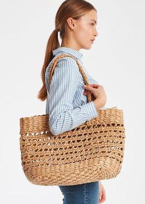 The Erica Straw Bag