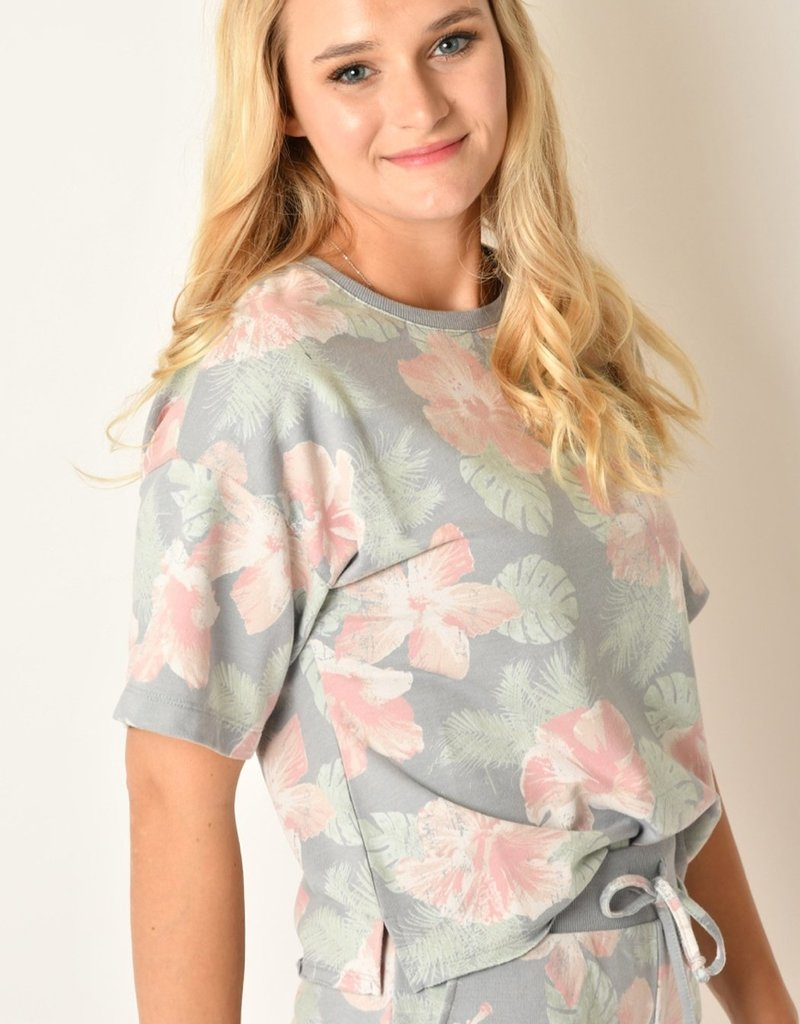 Sione Floral Tee