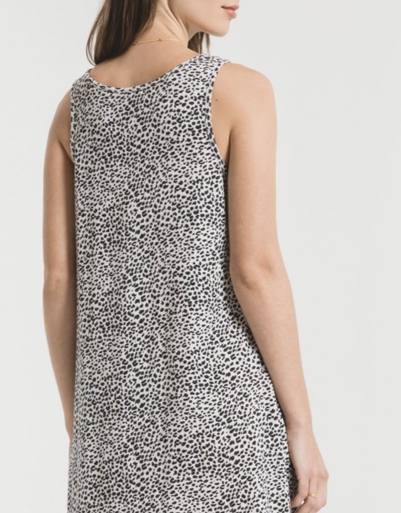 Animal Mix Tank Dress