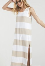 Lida Striped Dress