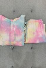 Two Piece Tye Dye Cozy Set