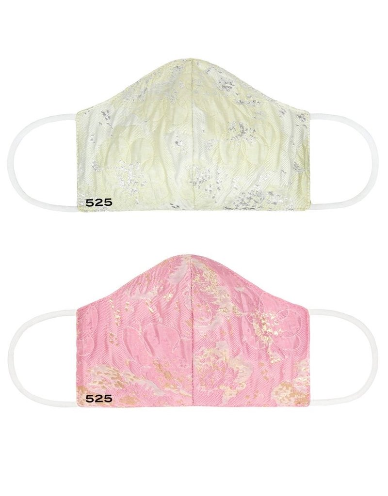 525 Lightweight Brocade Fashion Mask
