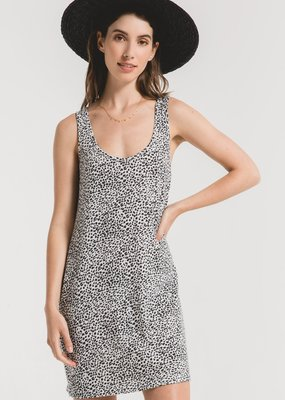 ZSupply Mini leopard dress