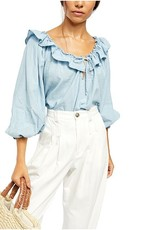 Lily of the Valley Blouse