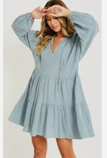 LL Jodie Tiered Dress