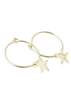 Choosey Star Hoops