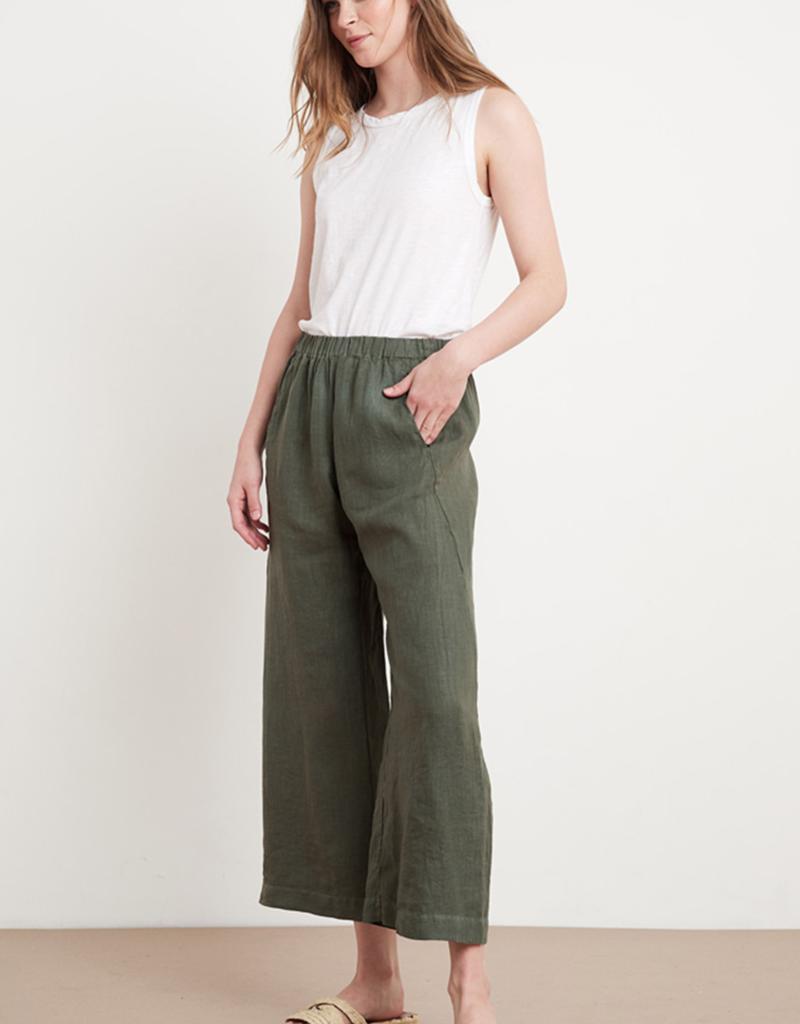 Lola Woven Linen Pant