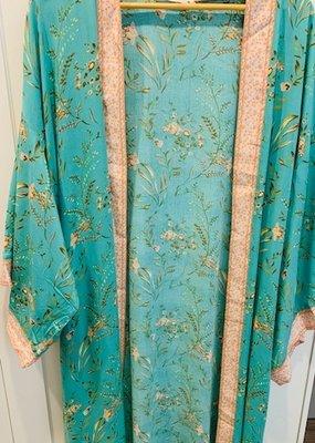 Old Days Kimono