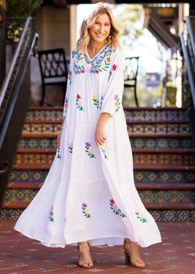 J.Marie JM1449 madeline maxi dress
