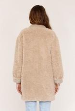 Karis Sherpa Coat