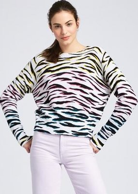 525 Printed Pullover