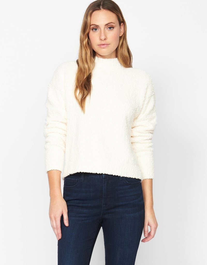 Sanc Teddy Mock Sweater