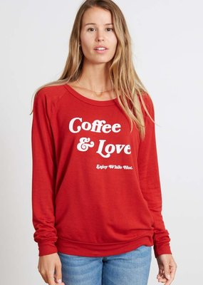 GH Chelsea Coffee & Love Sweatshirt