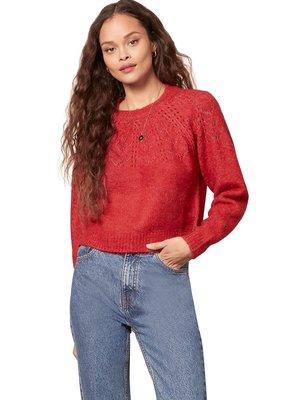BB Turn Knit Up Sweater