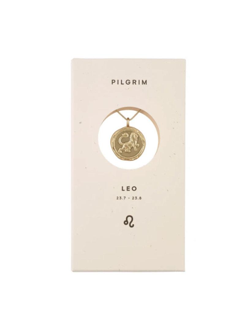 Pilgrim Necklace Zodiac