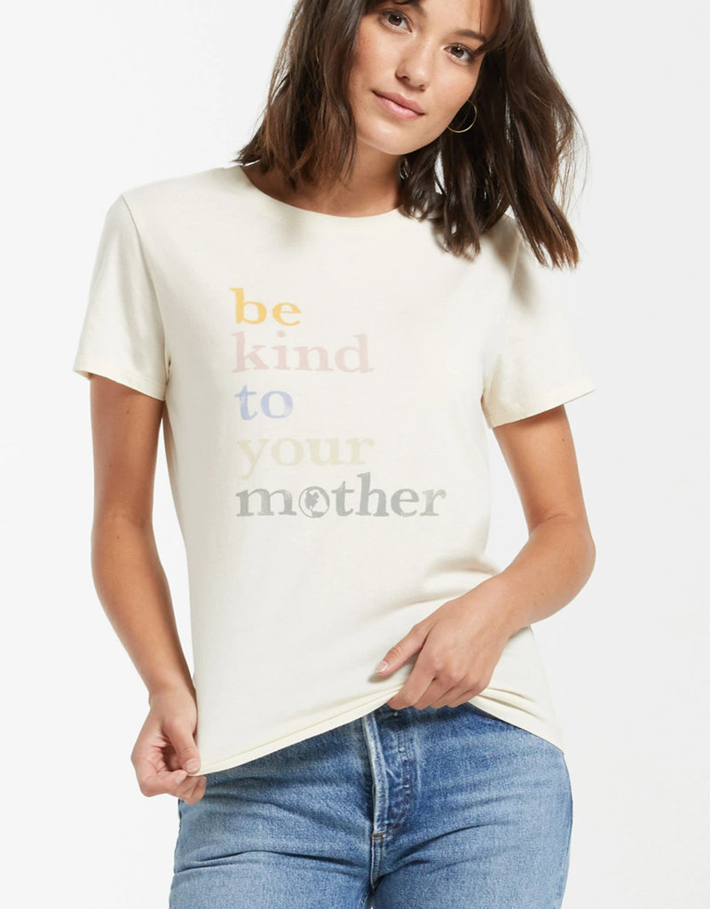 ZS  ZT211275 Be Kind Tee