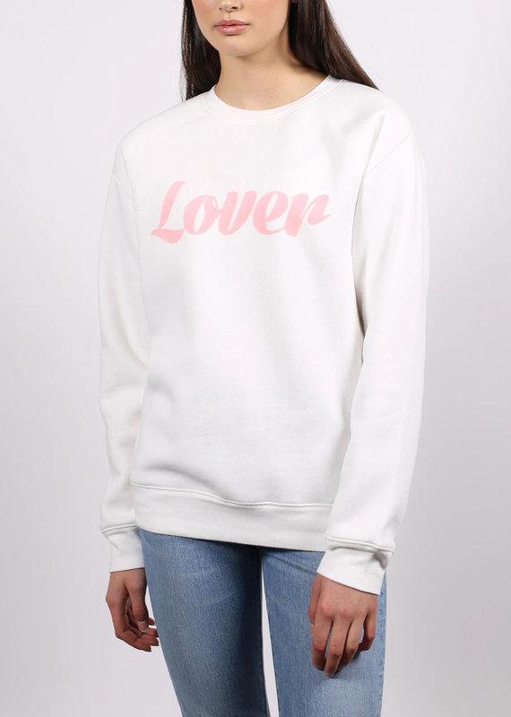 Brunette 'Lover' Crew