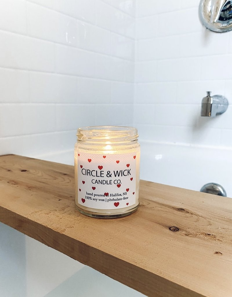 C&W  Candle