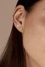 Pilgrim Vivi heart Earring