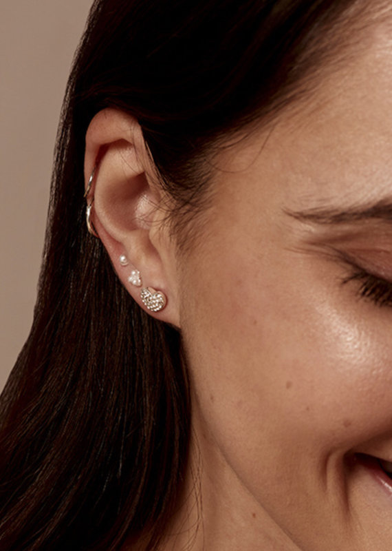 Pilgrim Matilda Earring