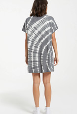 ZS Spiral Tie Dye Dress