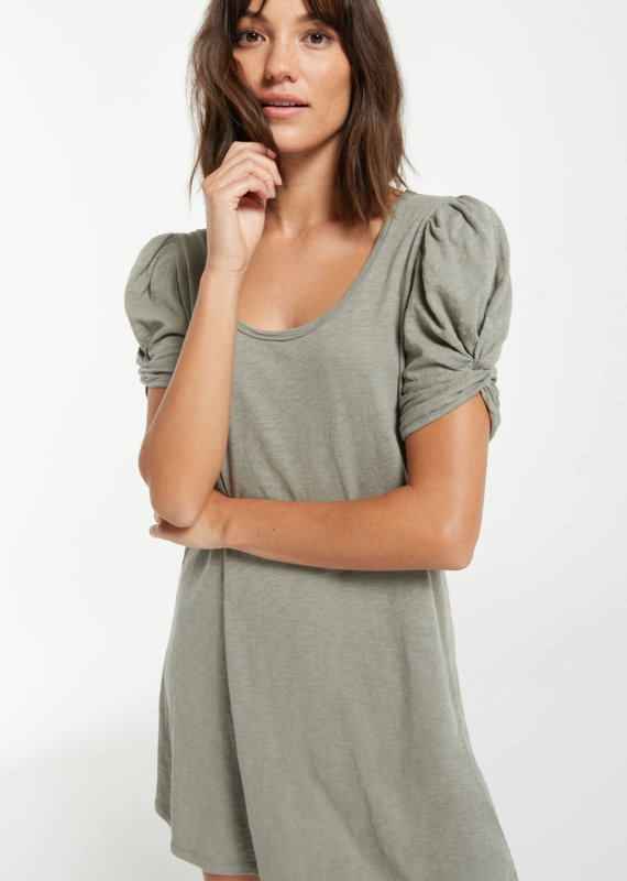 ZS Indi Puff Sleeve Dress