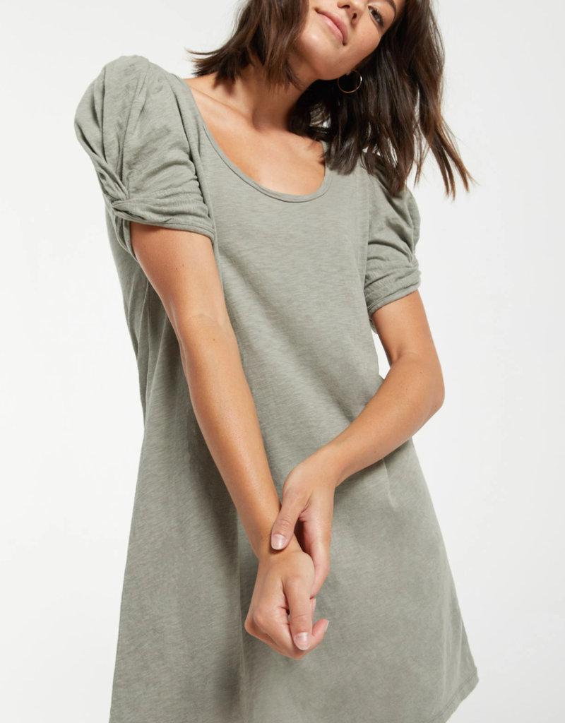 ZS Indi Puff Sleeve Dress