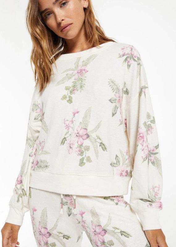 *Pre-order* ZSL Elle Floral Top
