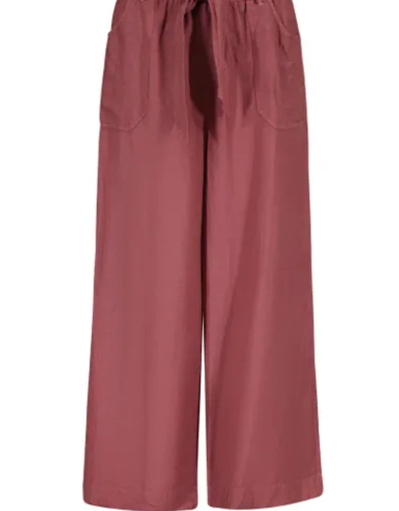 TRI Wide leg linen pants