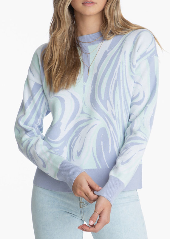 525 Marble Pullover