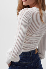 FC Orielle Knitted Puff Sleeve