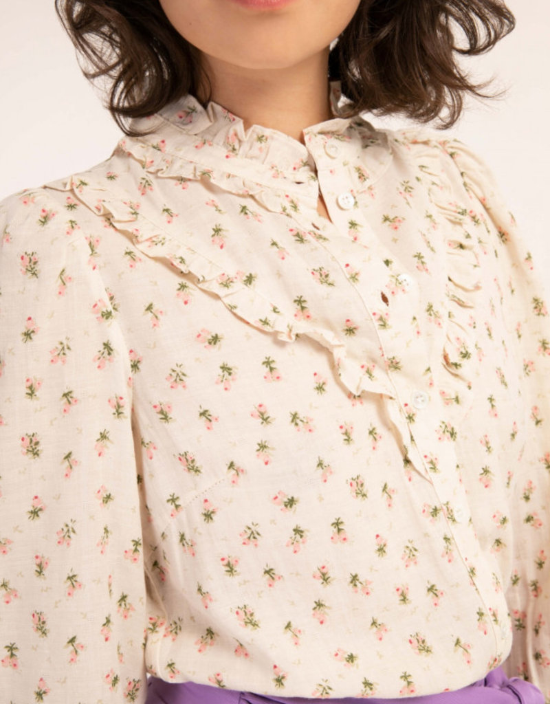 FRNCH Coquelicot Shirt