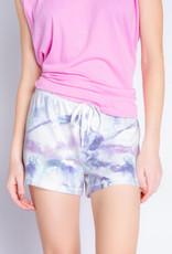 PJ Melting Crayon Shorts