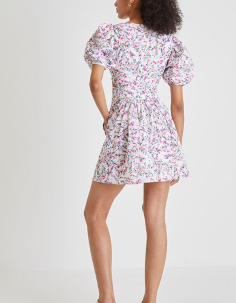 FC Flores Cut out Dress