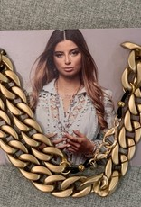 Agence Mask Chain Acrylic