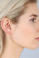 Pilgrim Marta stick earring