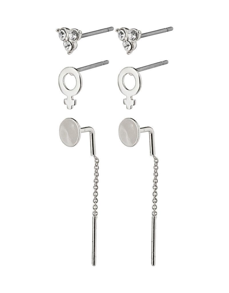Pilgrim Earrings Malak