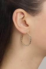 Pilgrim Yggdrasil Earring Lrg