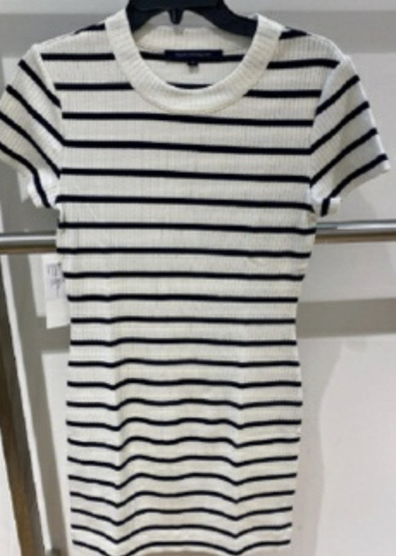 FC Tommy Rib Mini Dress