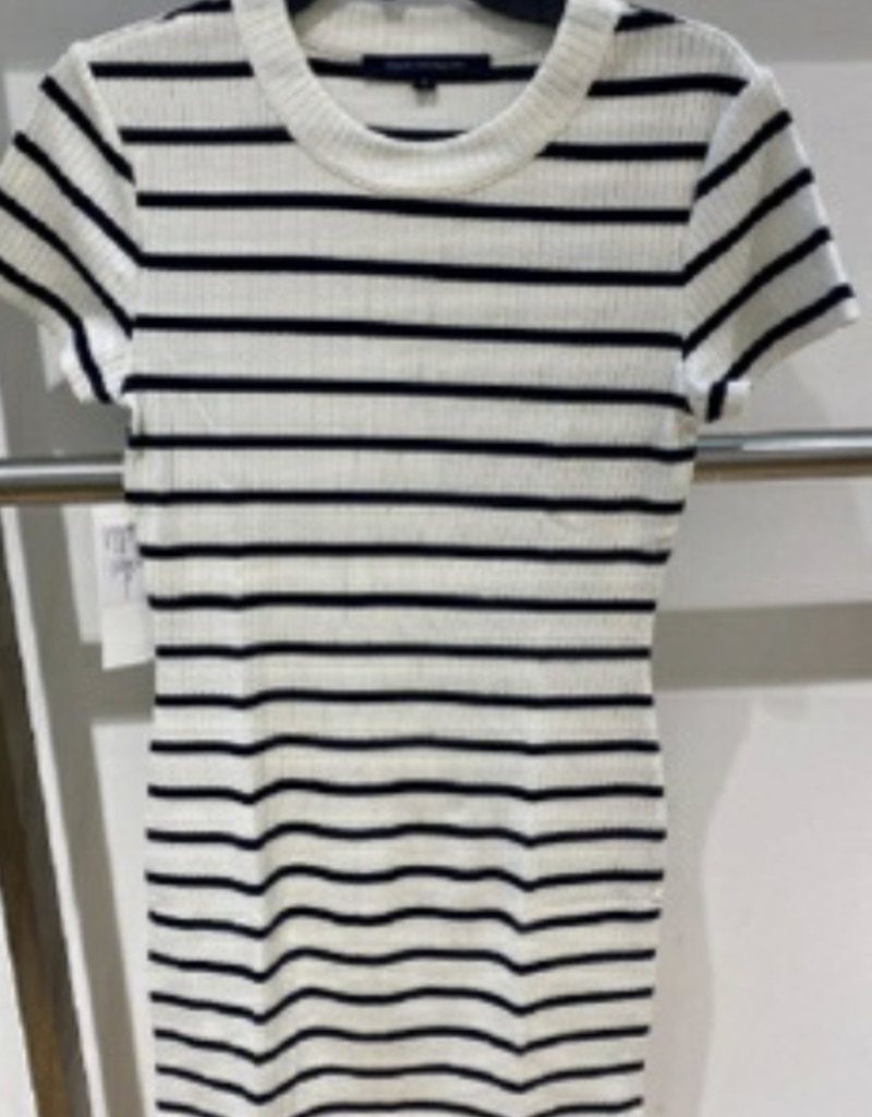 FC Tommy Rib Mini Dress
