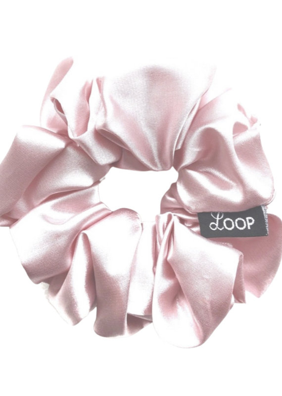 LOOP Silk Srunchie