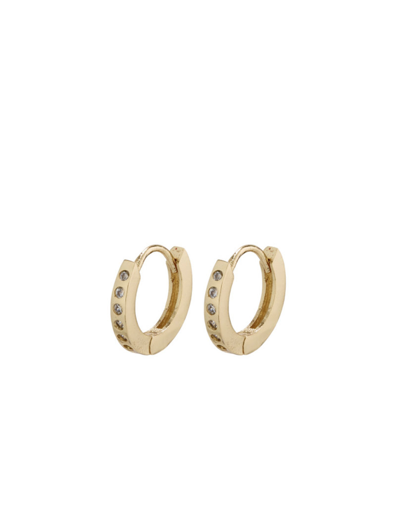 Pilgrim Earrings Gry