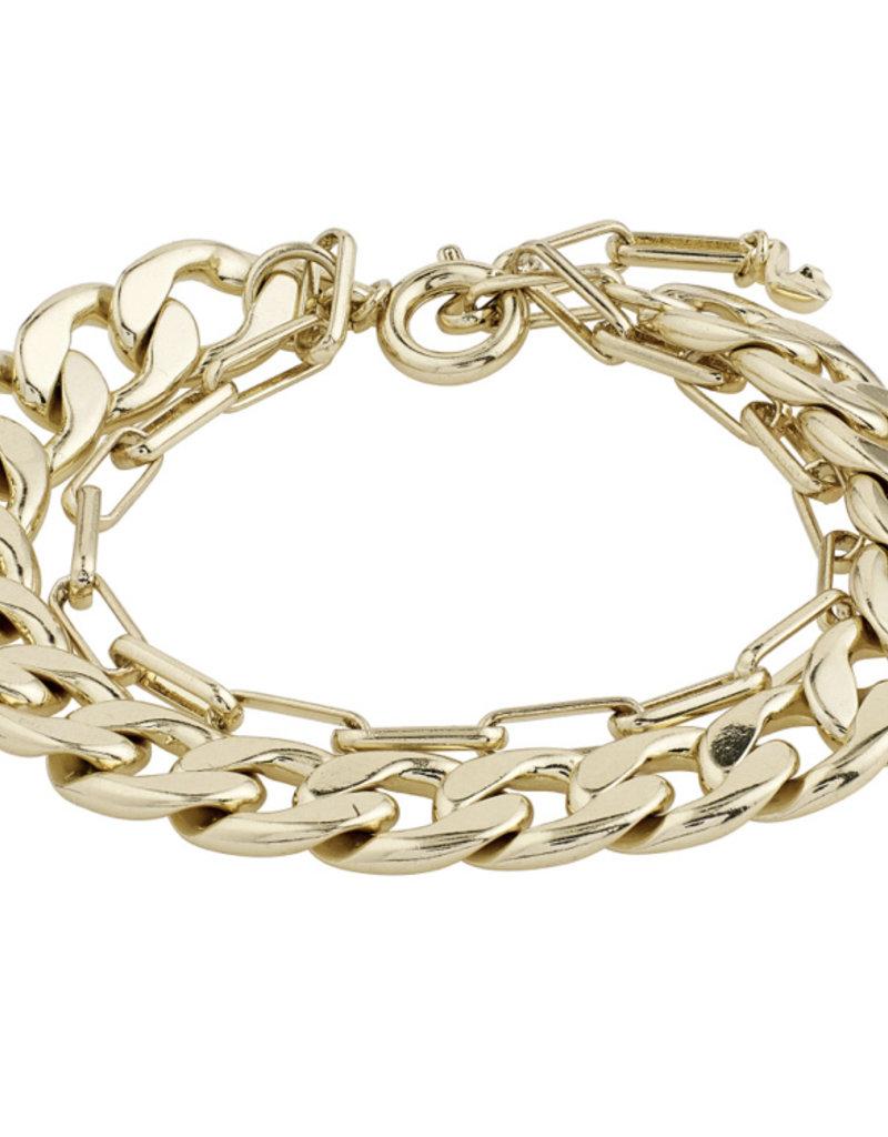 Pilgrim Compass Bracelet