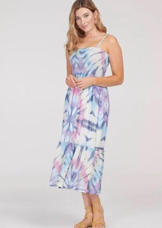 TRI Dress w Removable Straps