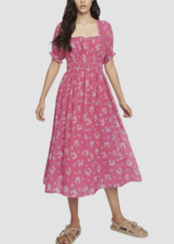 GLAM CK6032 Floral Dress