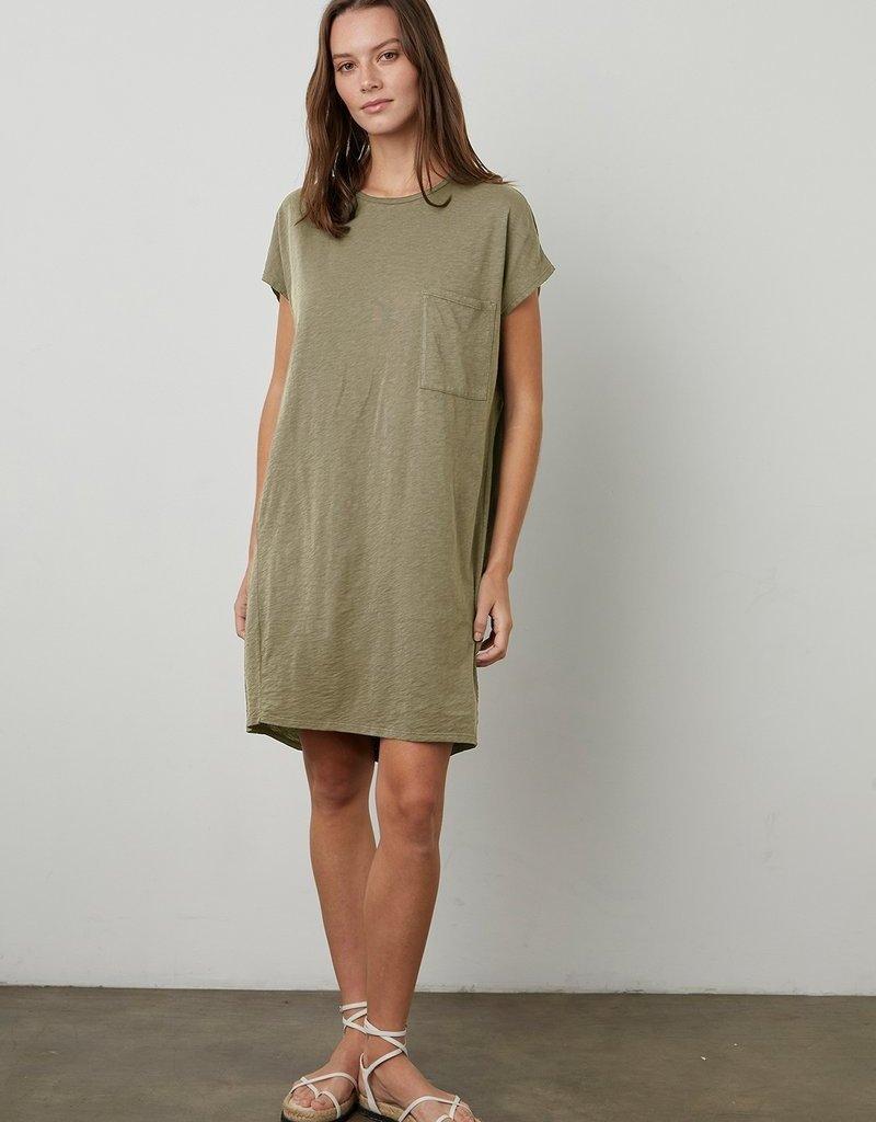 Velvet Annie T-Shirt Dress