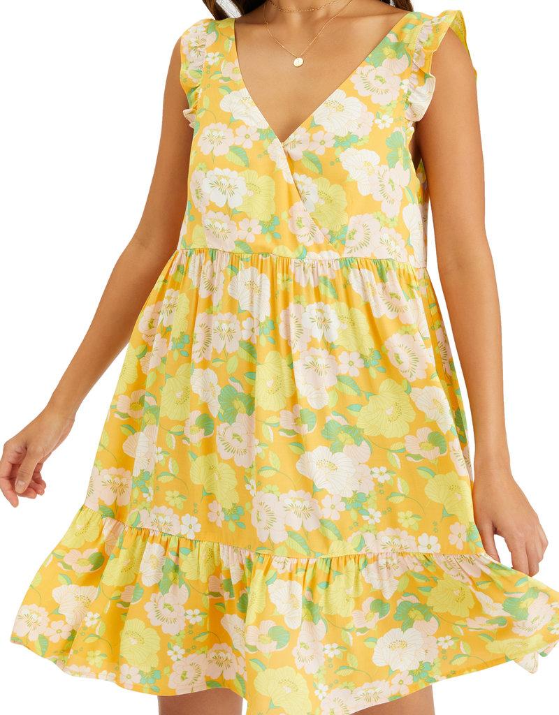 SAN Carefree Baby Doll Dress